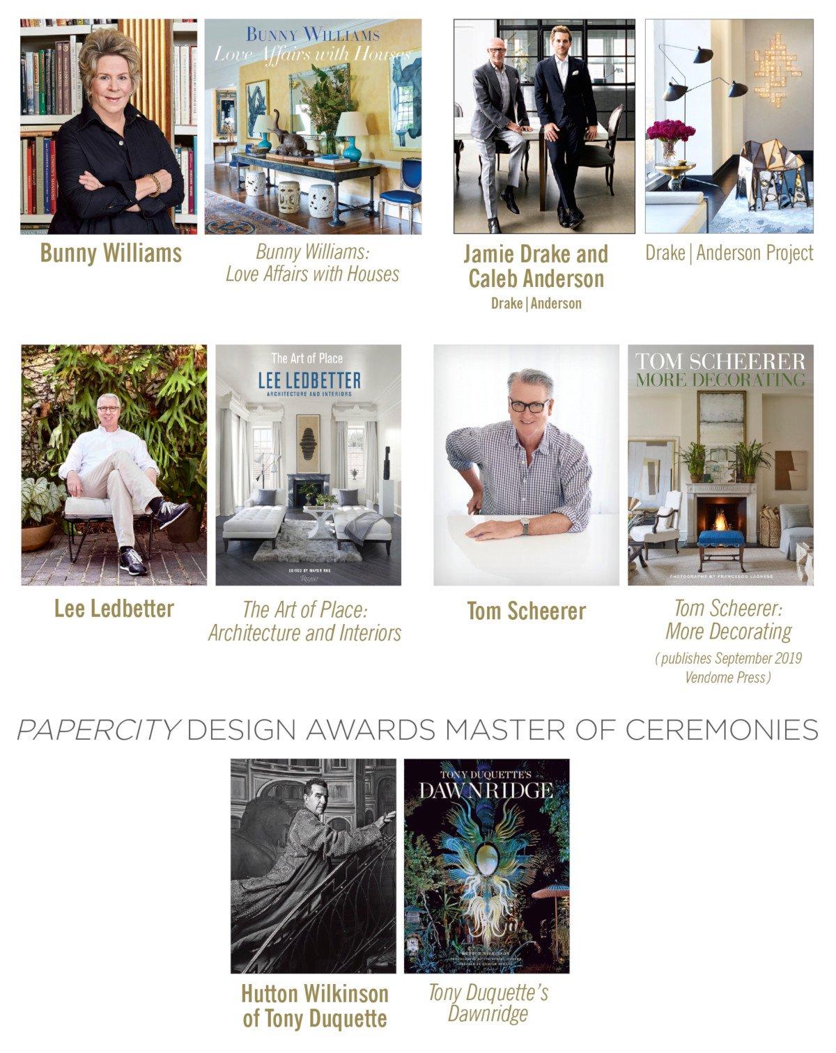 The 2019 PaperCity Houston Design Awards Judges